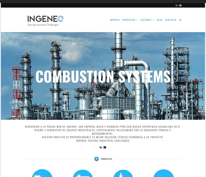 INGENEO Website