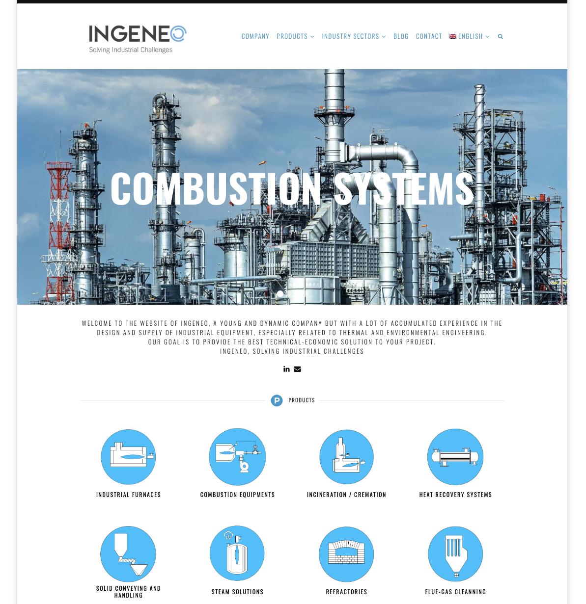 Actualización Ingeneo Web
